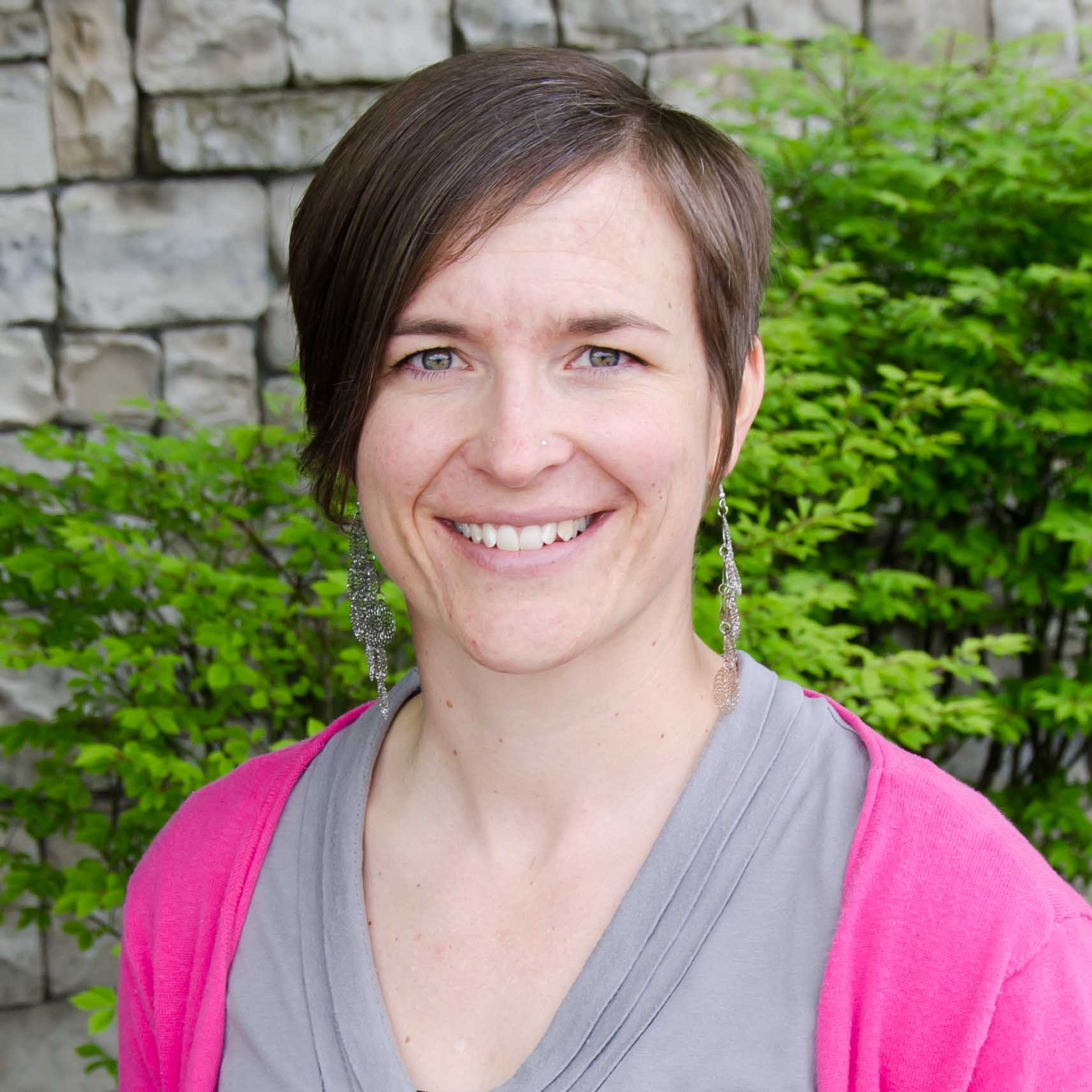 Staff Pictures - Kelly Ens