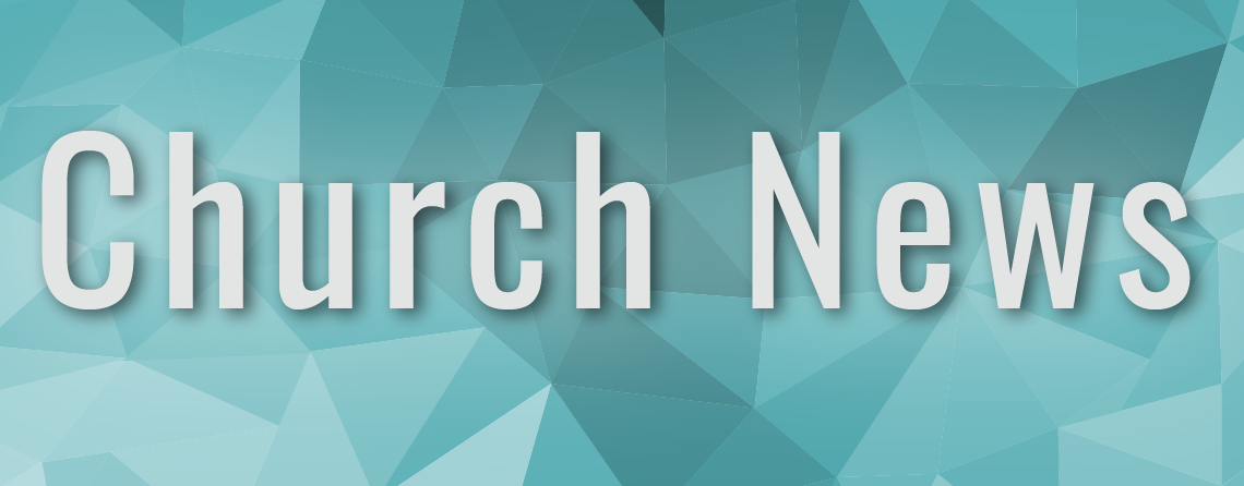 Header Image for Church News April 21