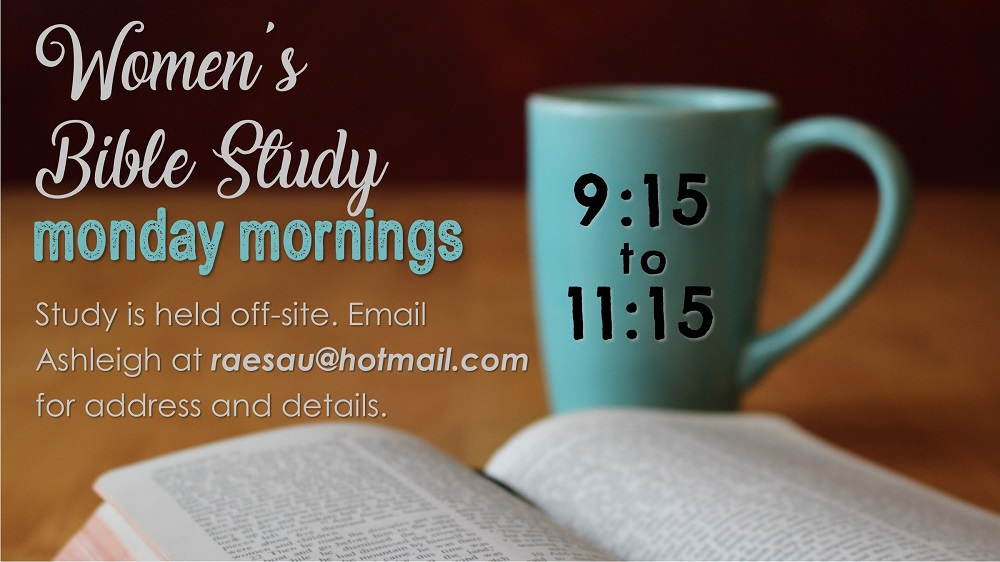 Event 16:9 - Women's Bible Study