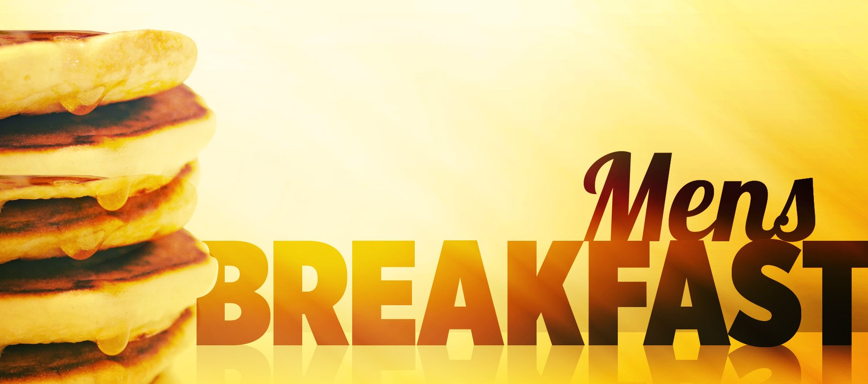 Ministries - Men's Breakfast